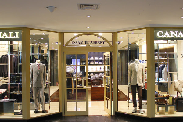 Canali Shops